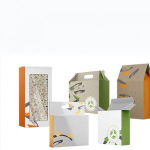 Printed Duplex Cartons